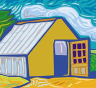 Vic mens shed logo
